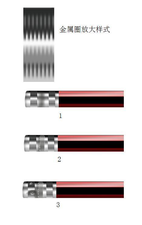 Photoshop鼠绘逼真的铅笔教程_亿码酷站___亿码酷站平面设计教程插图3