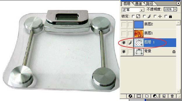 透明玻璃的PS抠图方法_亿码酷站___亿码酷站平面设计教程插图4