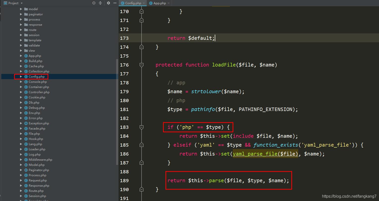 ThinkPHP之如何加载其它类型的配置文件_亿码酷站_编程开发技术教程