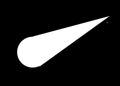 Photoshop打造一个急速火球_亿码酷站___亿码酷站平面设计教程插图4