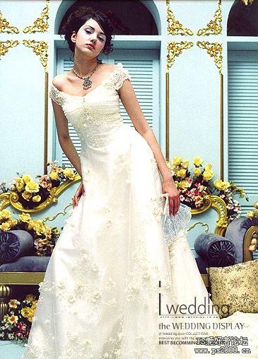 别样的婚纱照:PhotoShop婚纱照处理效果_亿码酷站___亿码酷站平面设计教程