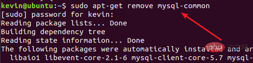 unbuntu如何彻底删除mysql?_编程技术_编程开发技术教程插图2