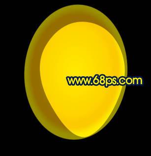 Photoshop制作漂亮的彩色气球_亿码酷站___亿码酷站平面设计教程插图7