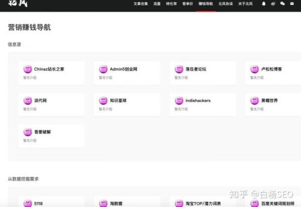 白杨SEO:网站外链怎么做?增加外链的42个技巧方法,举例_seo插图12
