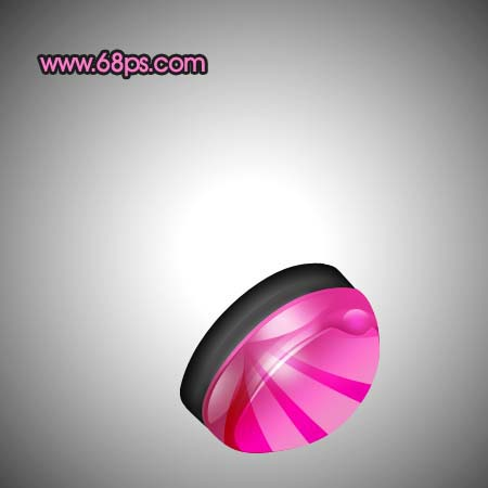 Photoshop制作一款时尚的耳机_亿码酷站___亿码酷站平面设计教程插图20