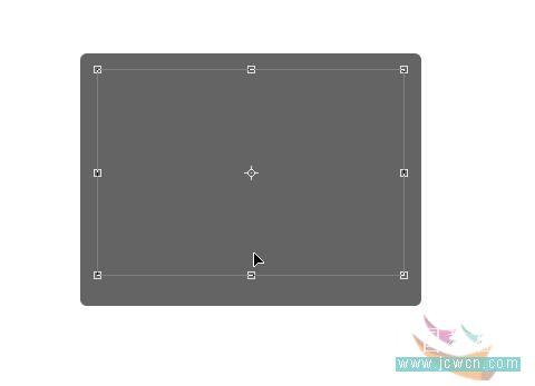 Photoshop鼠绘笔记本电脑_亿码酷站___亿码酷站平面设计教程插图2