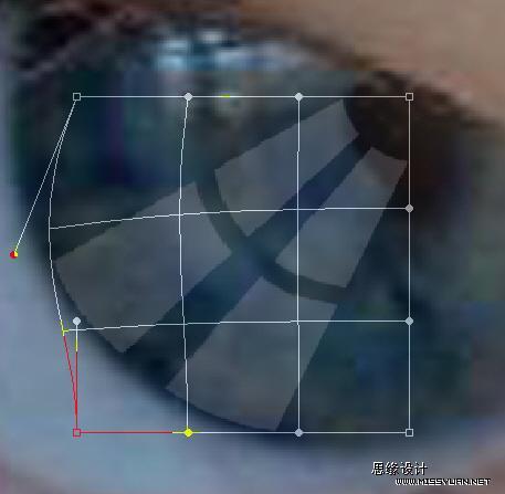 Photoshop打造一双完美的眼睛_亿码酷站___亿码酷站平面设计教程插图10