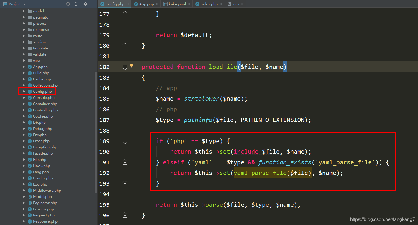 ThinkPHP之配置加载代码优化_亿码酷站_编程开发技术教程