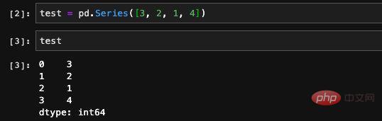 使用pandas进行数据处理之 Series篇_亿码酷站_编程开发技术教程插图1