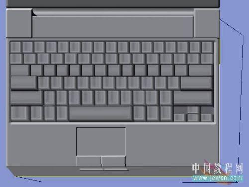 Photoshop鼠绘笔记本电脑_亿码酷站___亿码酷站平面设计教程插图24