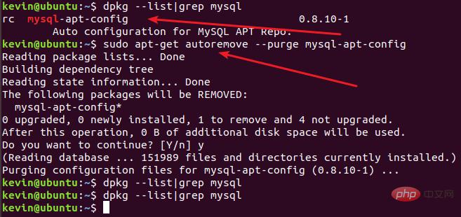 unbuntu如何彻底删除mysql?_编程技术_编程开发技术教程插图6
