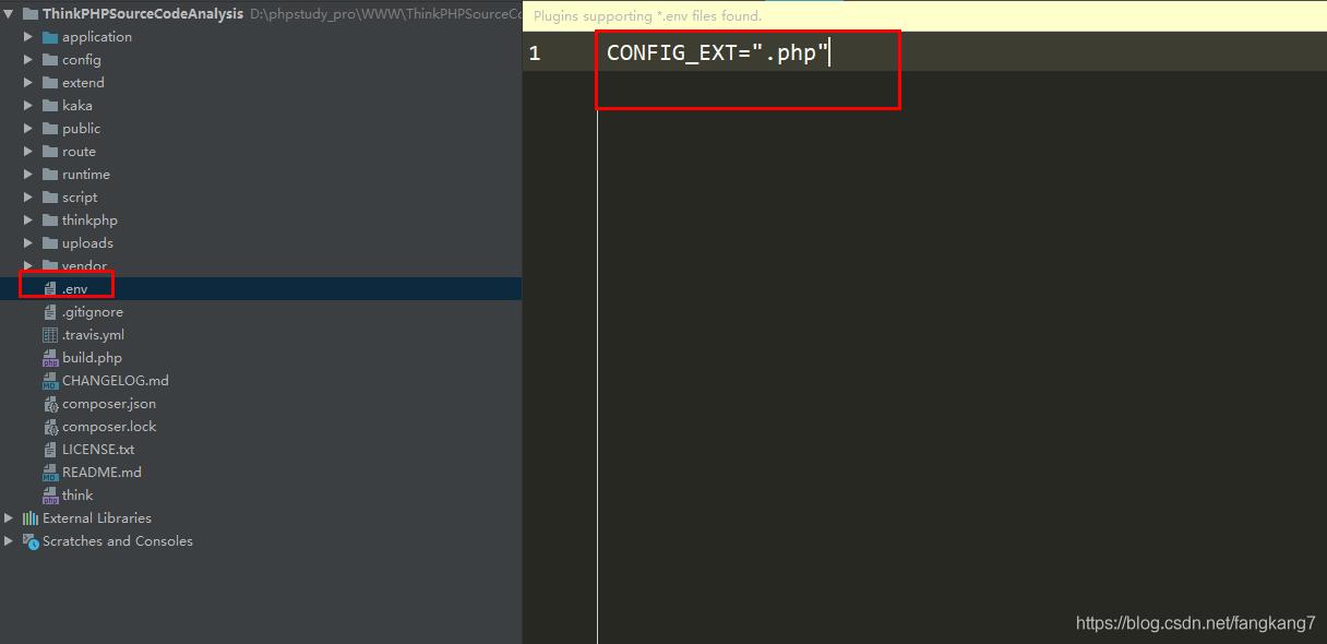 ThinkPHP之配置文件加载源码解析大总结_亿码酷站_编程开发技术教程