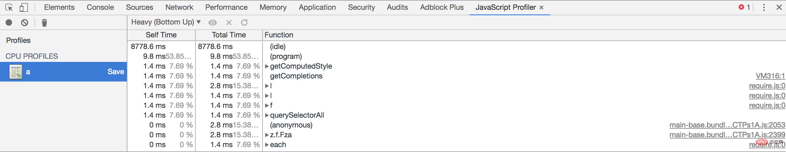 10个使用Console进行javascript调试的高级技巧_编程技术_编程开发技术教程插图4