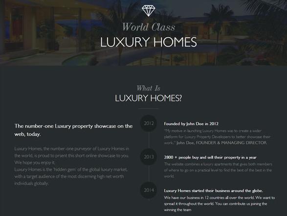 灰色国际度假酒店企业模板_php网站模板