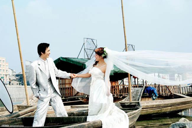 Photoshop修饰婚纱照片细节教程_亿码酷站___亿码酷站平面设计教程