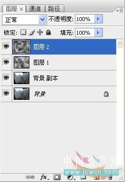 Photoshop给群山照片加上弥漫的烟雾效果_亿码酷站___亿码酷站平面设计教程插图3