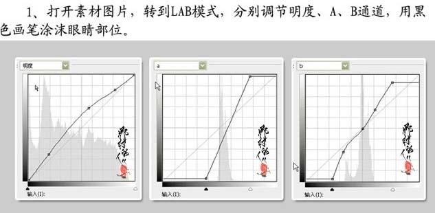 PS在Lab模式调出仿Ab色效果_亿码酷站___亿码酷站平面设计教程插图2