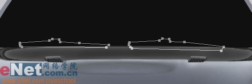 Photoshop鼠绘实例:宝马BMWM3_亿码酷站___亿码酷站平面设计教程插图28
