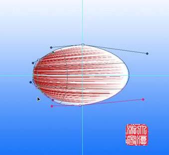 Photoshop鼠绘盛开的梅花_亿码酷站___亿码酷站平面设计教程插图4
