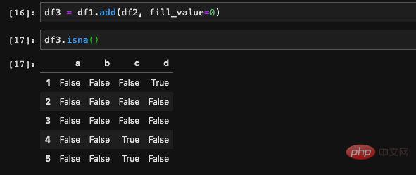 pandas妙招之 DataFrame基础运算以及空值填充_编程技术_编程开发技术教程插图6