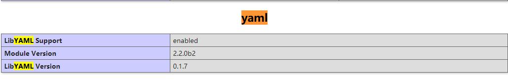 ThinkPHP之yaml初体验_编程技术_编程开发技术教程