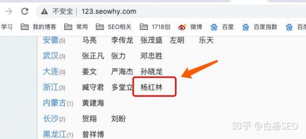 白杨SEO:网站外链怎么做?增加外链的42个技巧方法,举例_seo插图11