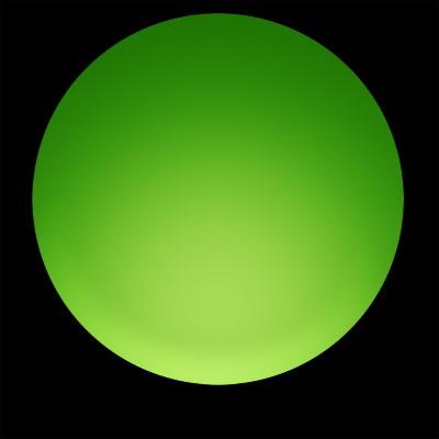 Photoshop绘制一个精致的水晶地球_亿码酷站___亿码酷站平面设计教程插图2