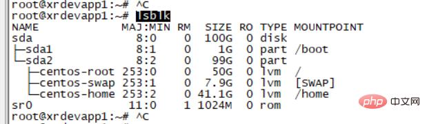 centos硬盘容量查看的方法_亿码酷站_亿码酷站插图3