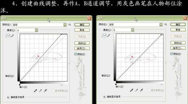 Photoshop调出人物时尚的青色调_亿码酷站___亿码酷站平面设计教程插图7