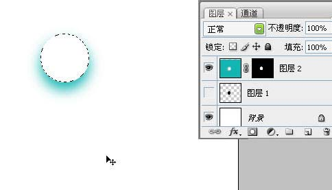 Photoshop制作可爱的彩色透明水泡_亿码酷站___亿码酷站平面设计教程插图7