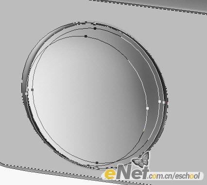 Photoshop鼠绘COOLPIX数码相机_亿码酷站___亿码酷站平面设计教程插图6
