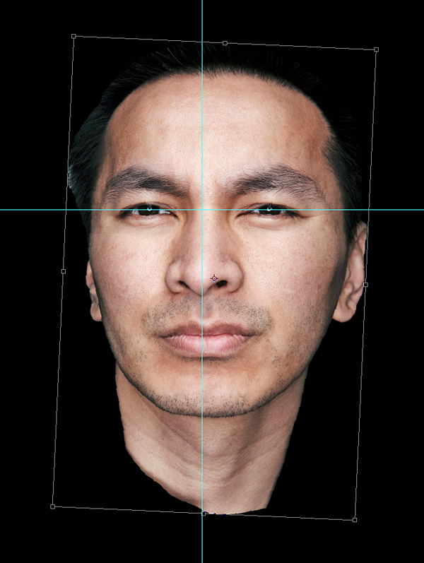 Photoshop图像合成实例:制作一个神秘者_亿码酷站___亿码酷站平面设计教程插图3