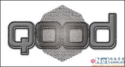 photoshop制作毛皮字效果_亿码酷站___亿码酷站平面设计教程插图17