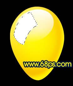 Photoshop制作漂亮的彩色气球_亿码酷站___亿码酷站平面设计教程插图14