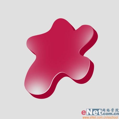 Photoshop制作漂亮的3D按钮_亿码酷站___亿码酷站平面设计教程插图5