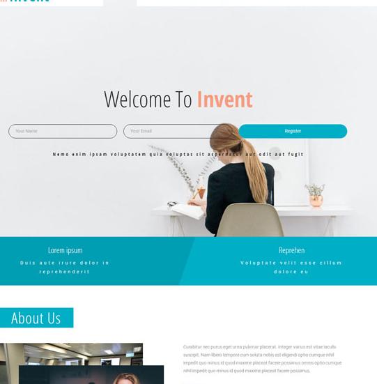 注册代办公司网站模板_php网站模板