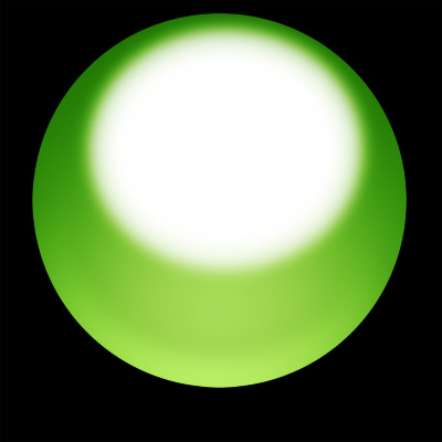Photoshop绘制一个精致的水晶地球_亿码酷站___亿码酷站平面设计教程插图8