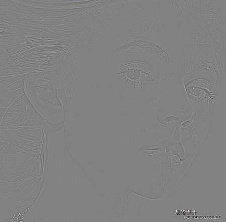 PS打造完美的质感健康肤色_亿码酷站___亿码酷站平面设计教程插图3