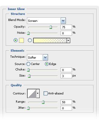 Photoshop制作Web2.0风格导航条_亿码酷站___亿码酷站平面设计教程插图2