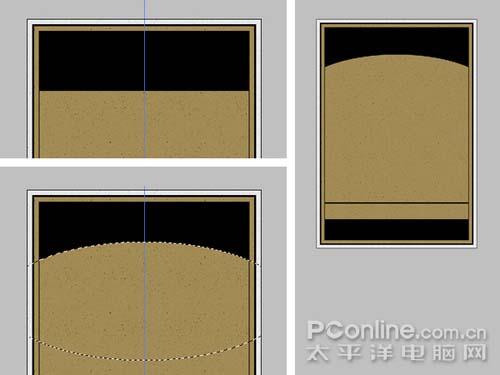 PS制作逼真的3D火柴盒_亿码酷站___亿码酷站平面设计教程插图3