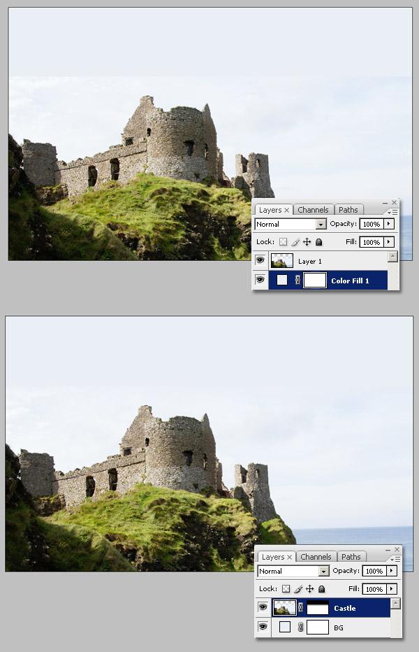 Photoshop图像合成实例:栩栩如生的翼龙_亿码酷站___亿码酷站平面设计教程插图1