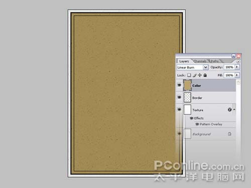 PS制作逼真的3D火柴盒_亿码酷站___亿码酷站平面设计教程插图2