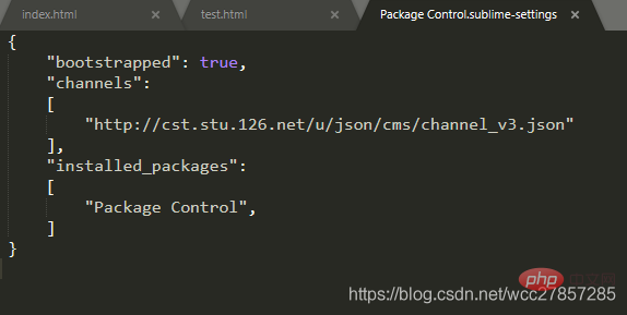 解决Sublime Package Control无法安装的问题_编程技术_编程开发技术教程插图5