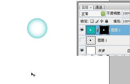 Photoshop制作可爱的彩色透明水泡_亿码酷站___亿码酷站平面设计教程插图3