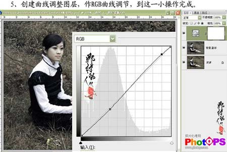 Photoshop快速调出照片的灰度回忆色_亿码酷站___亿码酷站平面设计教程插图7
