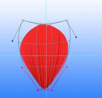 Photoshop鼠绘盛开的梅花_亿码酷站___亿码酷站平面设计教程插图6