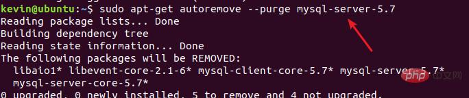 unbuntu如何彻底删除mysql?_编程技术_编程开发技术教程插图3