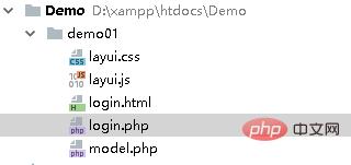 php如何实现登录的操作功能_编程技术_亿码酷站插图1