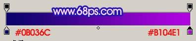 Photoshop打造梦幻色彩的夜景婚纱照_亿码酷站___亿码酷站平面设计教程插图2