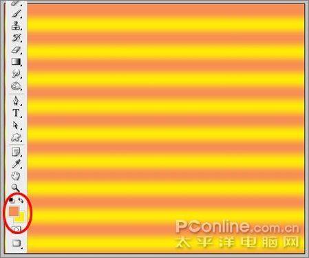 Photoshop滤镜制作彩色棒棒糖_亿码酷站___亿码酷站平面设计教程插图2